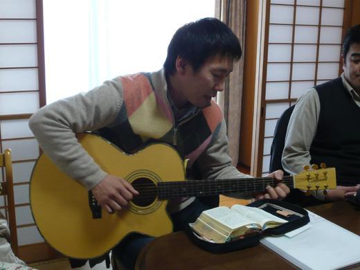 火曜聖霊集会(2011.1.25)