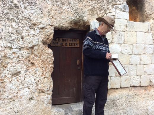 主日礼拝メッセージ要約『復活の主 聖地巡礼旅行(その10)』(ヨベルの年 第29週)(2016.3.27)