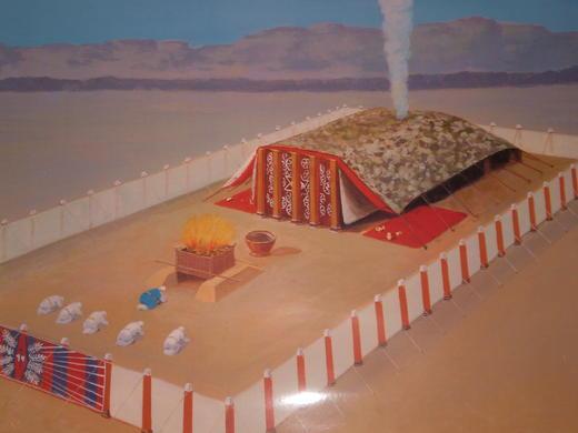 主日礼拝メッセージ要約『幕屋の建設(聖なる幕屋 その1)』(ヨベルの年 第39週)(2016.6.5)